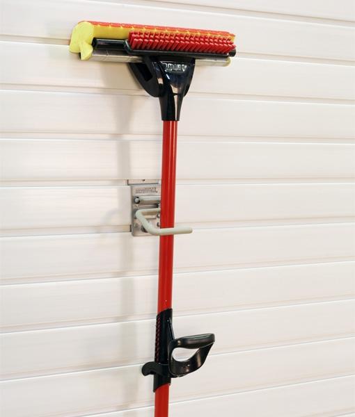 Storewall Heavy Duty Shook Garage Slatwall Cradle Hook