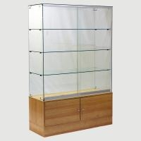 doors with furniture shelv cabinet tall glass and muubs the