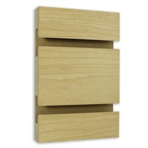 Maple Melamine Slatwall Maple Slatwall Panels Slat