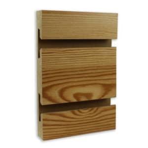 Knotty Pine Melamine Slatwall Slatwall Panels Slat
