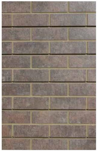Brick High Pressure Laminate Slatwall Hpl Slat Wall