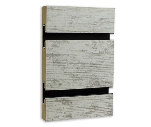 White Barnwood Slatwall Slatwall Panels Slatwall